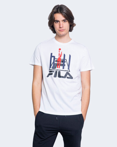 T-shirt Fila FICO Bianco – 64174