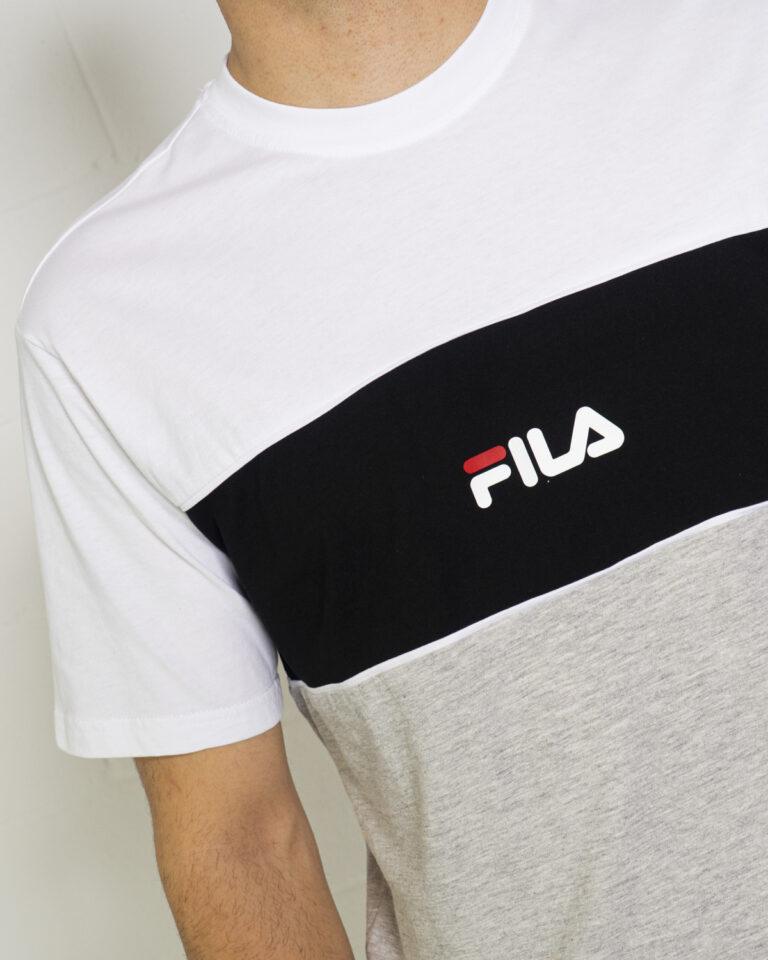 T-shirt Fila ANOKI Grigio Chiaro - Foto 3