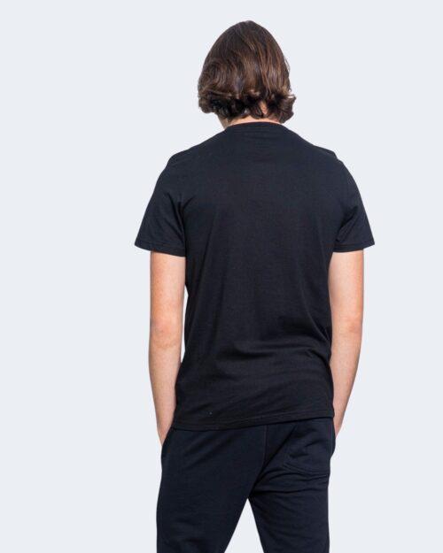 T-shirt Fila FICO Nero - Foto 4