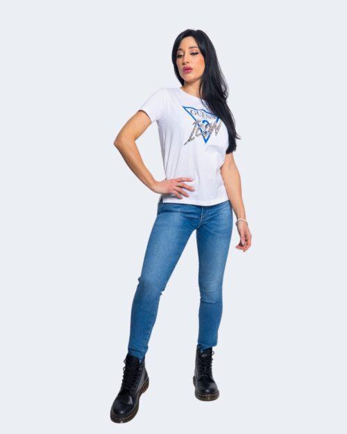 T-shirt Guess ICON Bianco – 64156