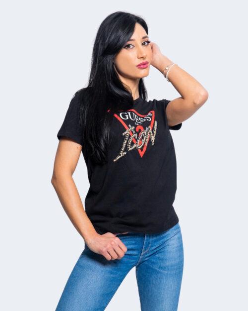 T-shirt Guess ICON Nero – 64156