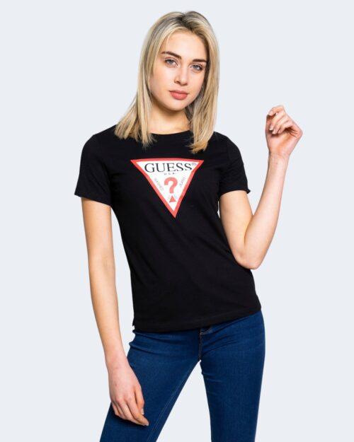T-shirt Guess ORIGINAL Nero – 64166