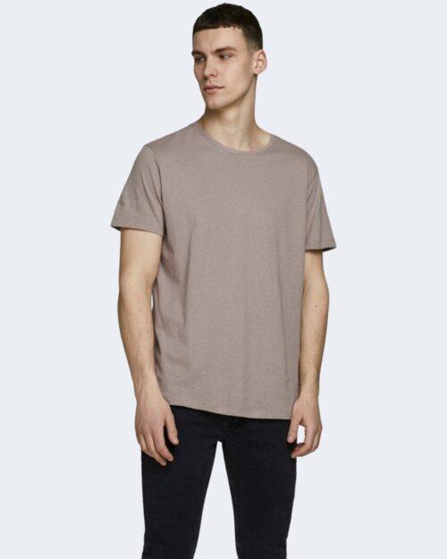 T-shirt Jack Jones ELINEN Beige – 63388