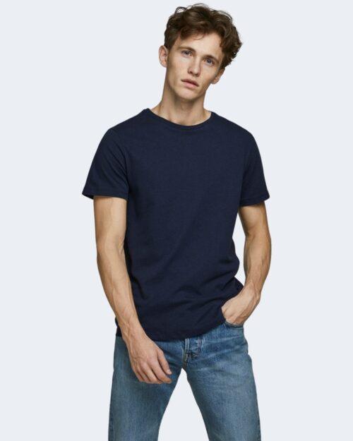 T-shirt Jack Jones ELINEN Blu – 63388