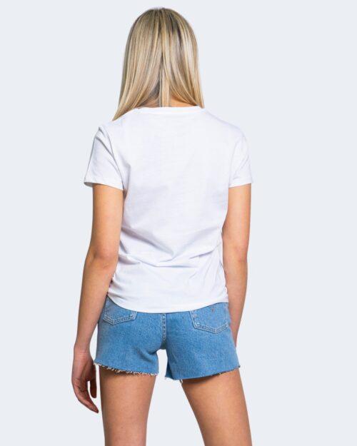T-shirt Levi's® PERFECT TEE 17369-1499 Bianco - Foto 4