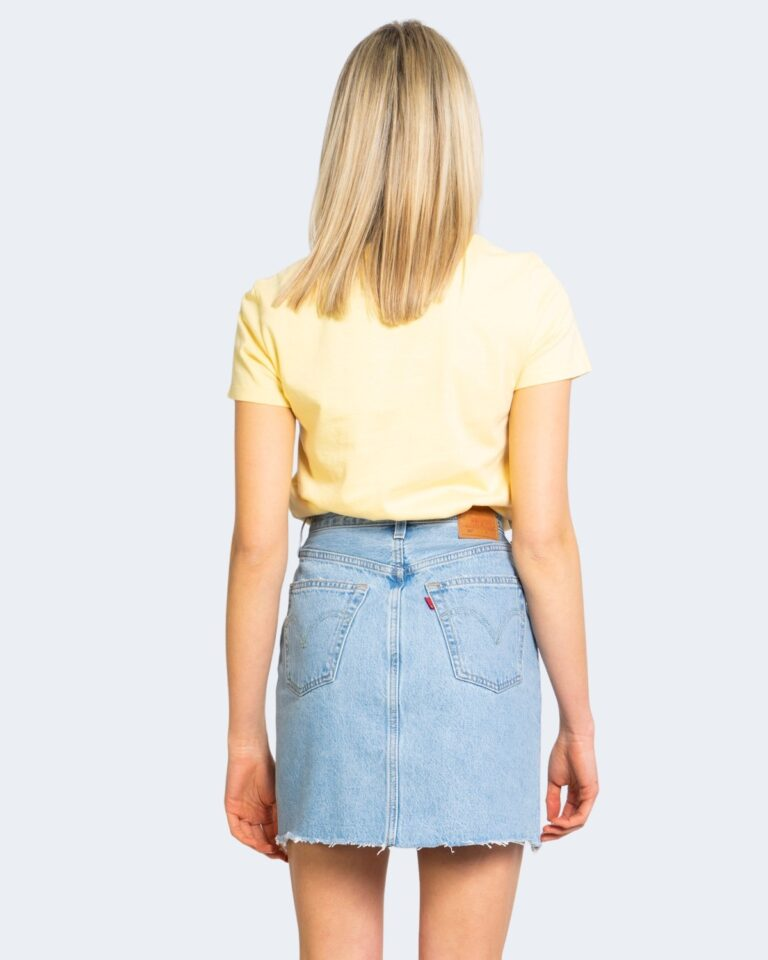 T-shirt Levi's® THE PERFECT TEE Giallo - Foto 2