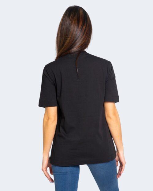 T-shirt Love Moschino LOGO GRANDE Nero – 56141