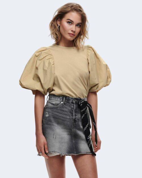 T-shirt Only VERA Beige - Foto 1