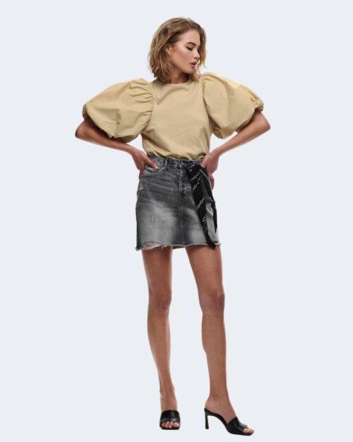 T-shirt Only VERA Beige - Foto 2