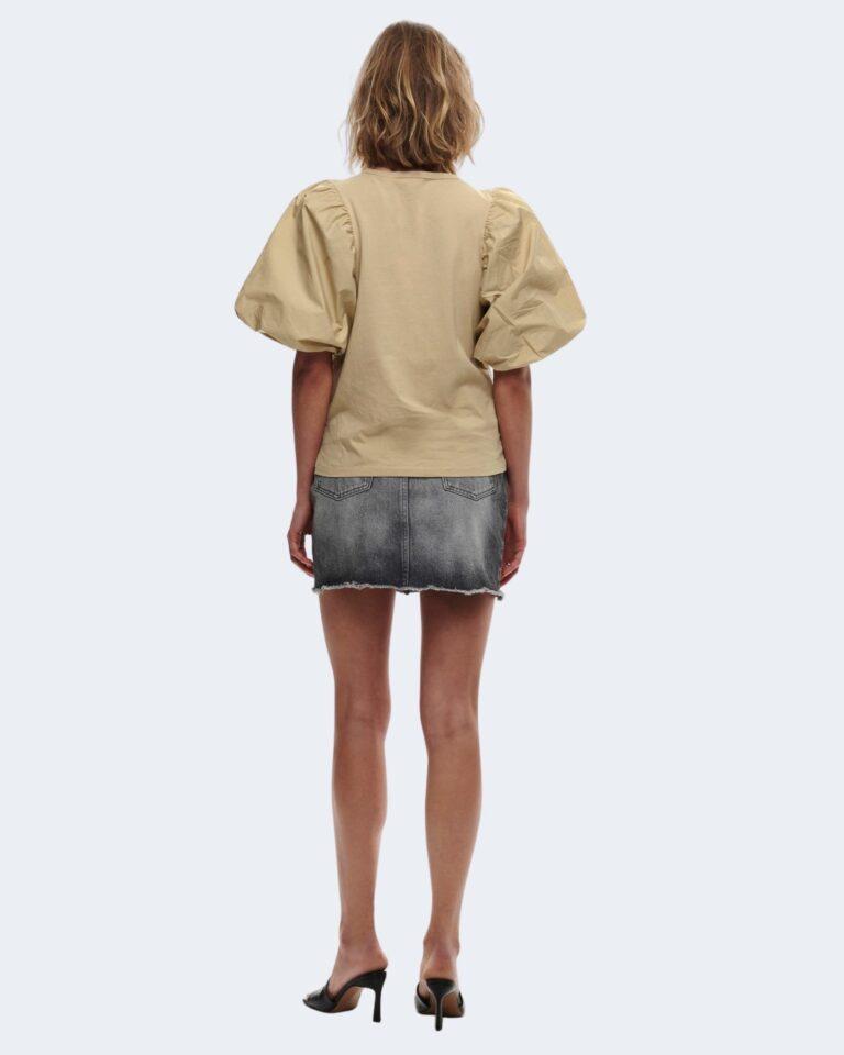 T-shirt Only VERA Beige - Foto 4
