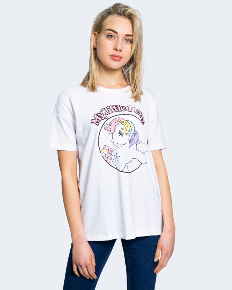 T-shirt Only MY LITTLE PONY Bianco - Foto 1