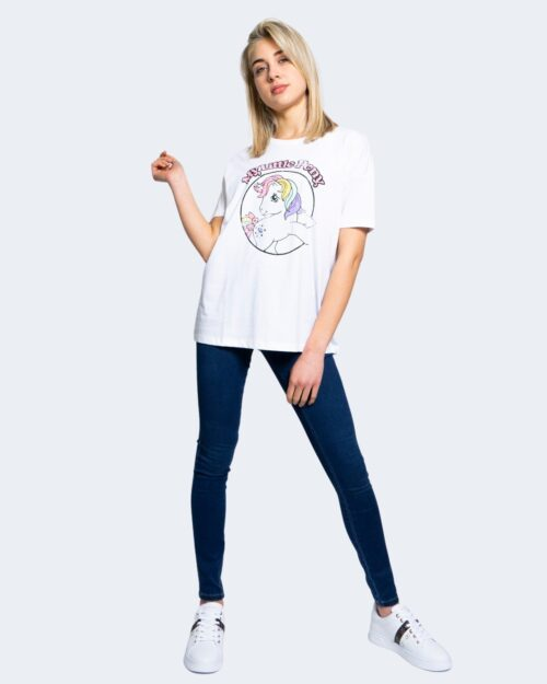 T-shirt Only MY LITTLE PONY Bianco - Foto 2