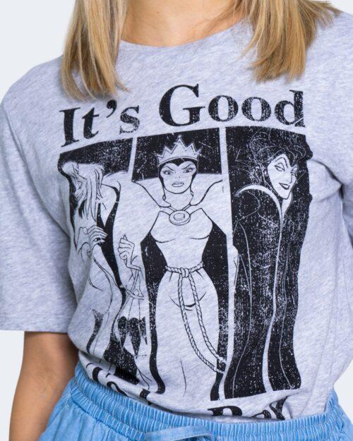 T-shirt Jacqueline de Yong DARLINGTON Grigio Chiaro - Foto 4