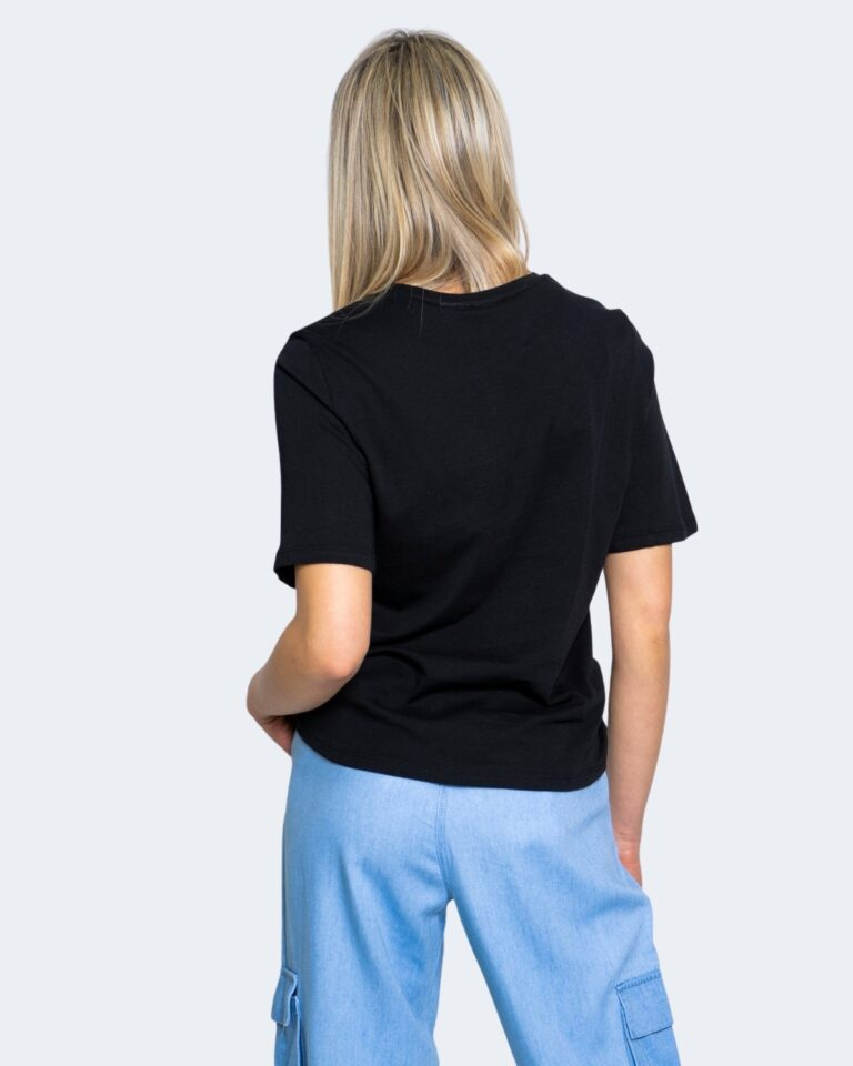 T-shirt Jacqueline de Yong DARLINGTON Nero - Foto 2