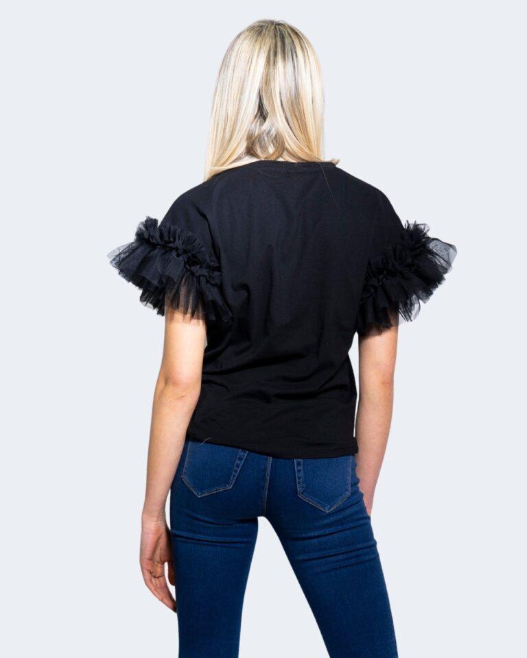 T-shirt Only ANI Nero - Foto 3