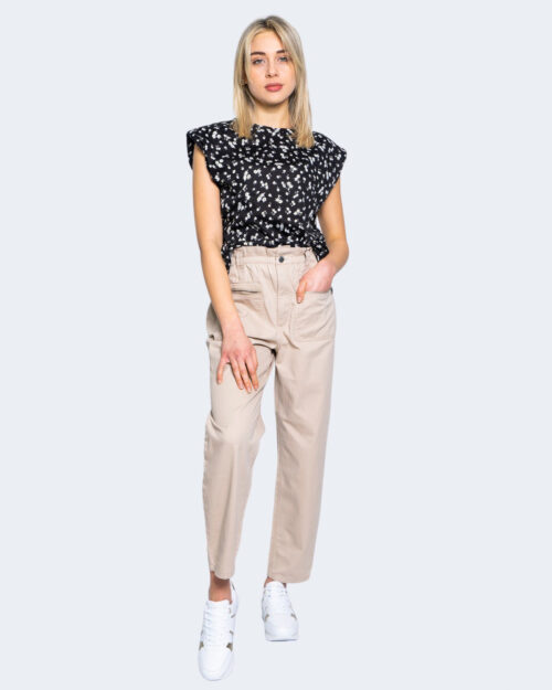 T-shirt Only PERNILLE SHOULDER Nero – 63383