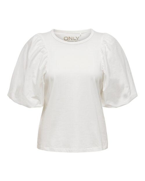 T-shirt Only VERA Panna - Foto 4