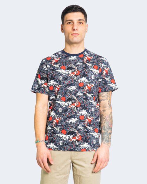 T-shirt Only & Sons NIKI Blu – 63403