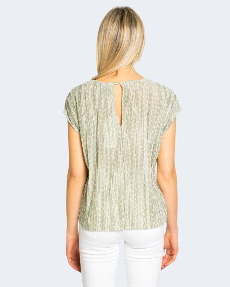 T-shirt Only ELEMA Verde - Foto 3