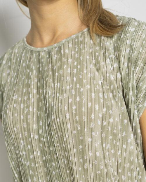 T-shirt Only ELEMA Verde - Foto 4