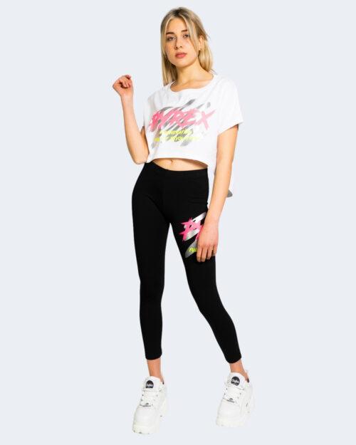 T-shirt Pyrex LOGO FRONTALE Bianco – 68002