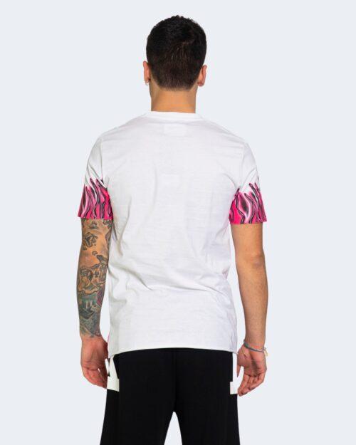 T-shirt Pyrex LOGO GRAFFITI Bianco – 68006