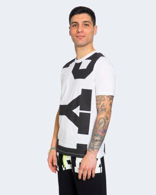 T-shirt Pyrex LOGO GRANDE Bianco – 68014