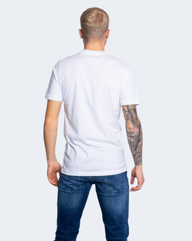 T-shirt Pyrex MAGLIA UNISEX JERSEY Bianco - Foto 3
