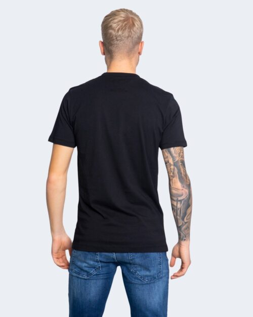 T-shirt Pyrex MAGLIA UNISEX JERSEY Nero - Foto 2