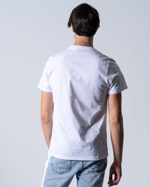 T-shirt Nasa logo frontale Bianco – 42470