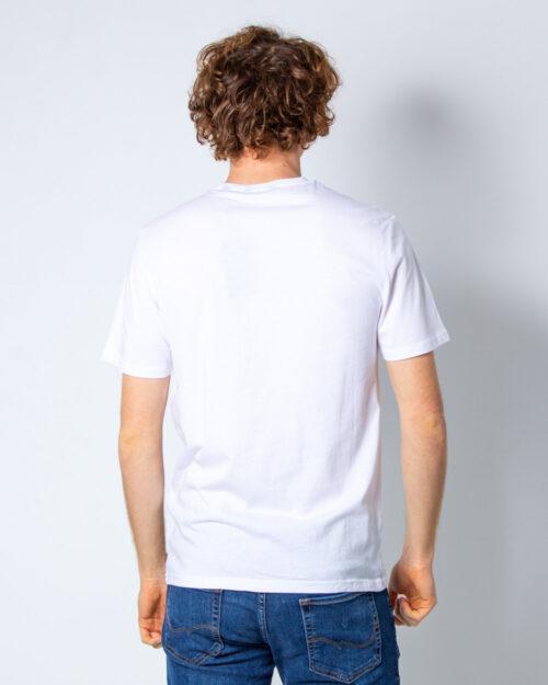 T-shirt Nasa LOGO FRONTALE Bianco – 44652