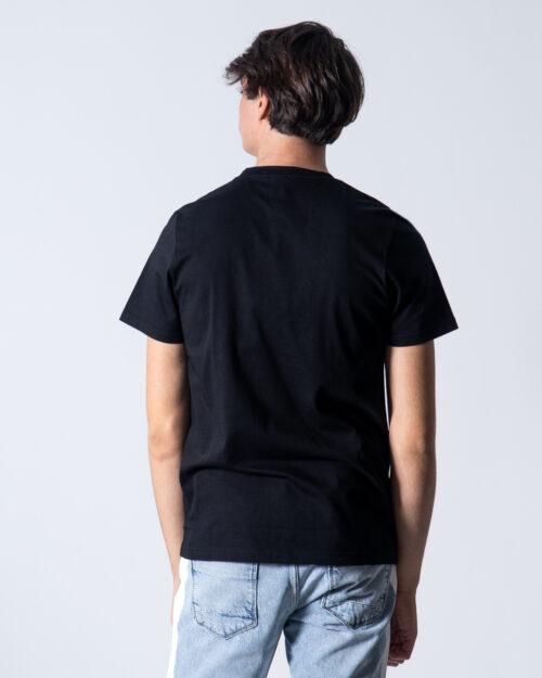 T-shirt Nasa logo frontale Nero – 42470