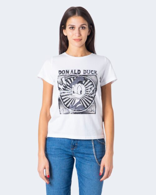 T-shirt Noisy May DONALD DUCK 1934 Bianco – 58757