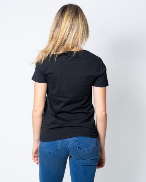T-shirt Only DISNEY LIFE REG S/S Nero - Foto 2