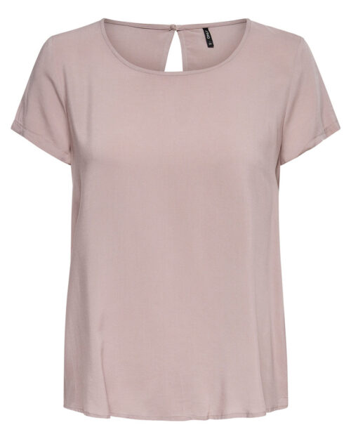 T-shirt Only FIRST TOP COLOR NOOS Rosa Cipria – 27474