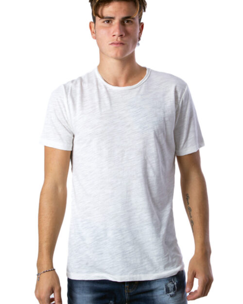 T-shirt Only & Sons ALBERT NEW SS TEE NOOS Bianco - Foto 1