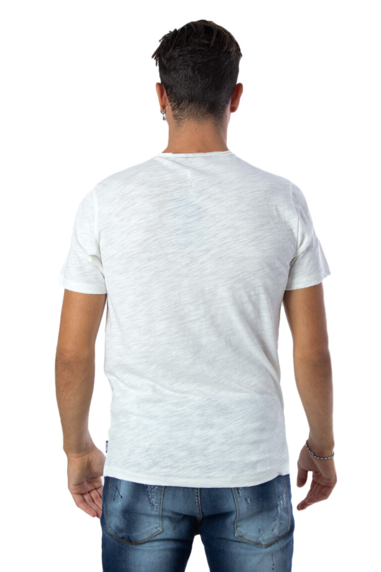 T-shirt Only & Sons ALBERT NEW SS TEE NOOS Bianco - Foto 2