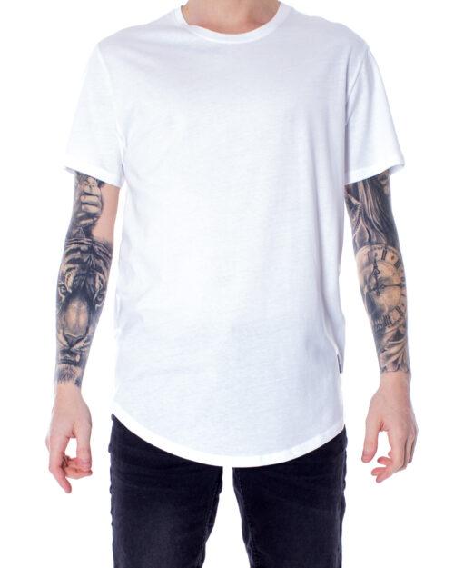 T-shirt Only & Sons Matt Longy SS Tee Noos Bianco - Foto 1
