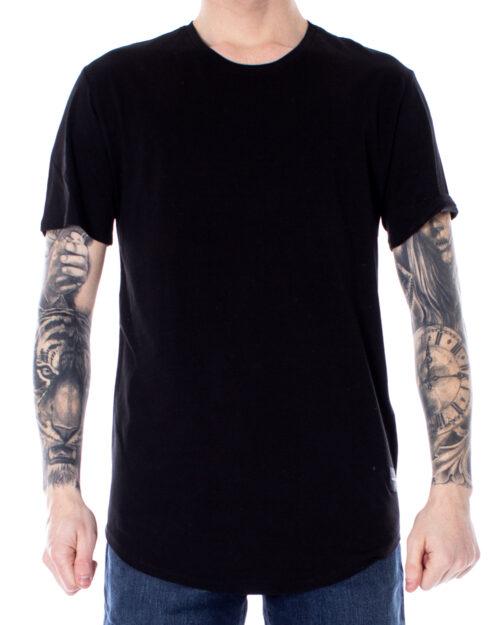 T-shirt Only & Sons Matt Longy SS Tee Noos Nero - Foto 1