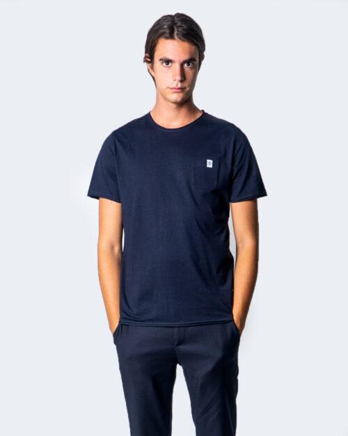 T-shirt Over-d T-SHIRT TASC Blu – 53435