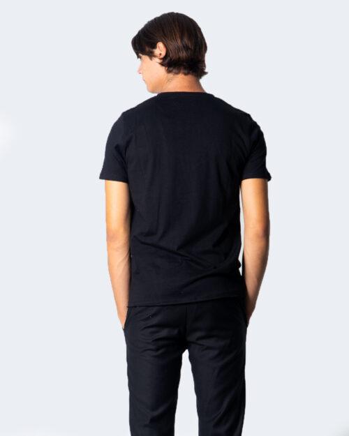 T-shirt Over-d T-SHIRT TASC Nero – 53435
