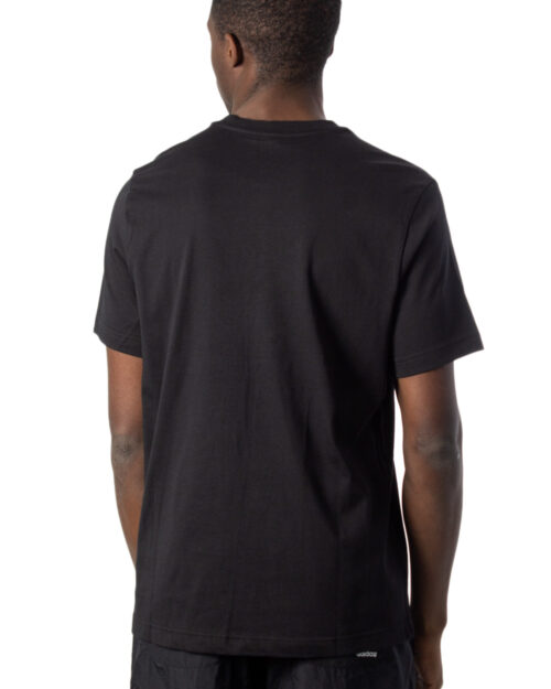 T-shirt Reebok CL F VECTOR TEE Nero - Foto 2