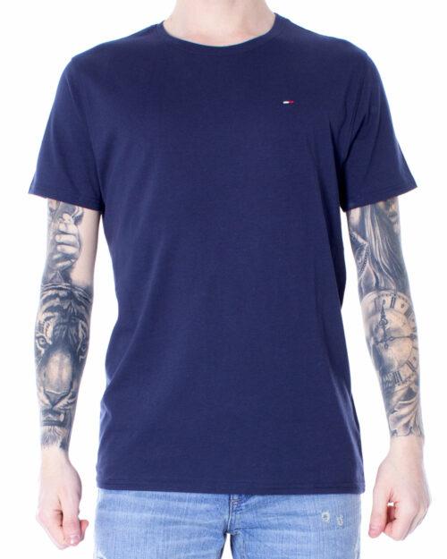 T-shirt Tommy Hilfiger Jeans ORIGINAL Blue scuro - Foto 1