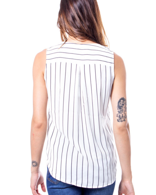 Canotta Vila Clothes LUCY Bianco – 28455