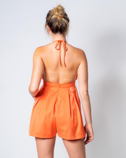 Tuta elegante Miss You TUTA Arancione – 50811
