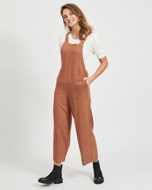 Tutina Vila Clothes SAFARI 7/8 SPENCER Marrone – 45349