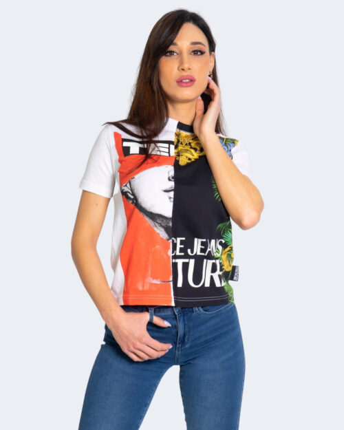 T-shirt Versace Jeans Couture MIX3 Bianco – 69347