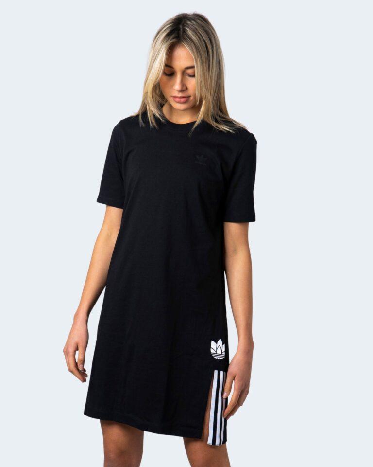 Vestito corto Adidas - Nero - Foto 2