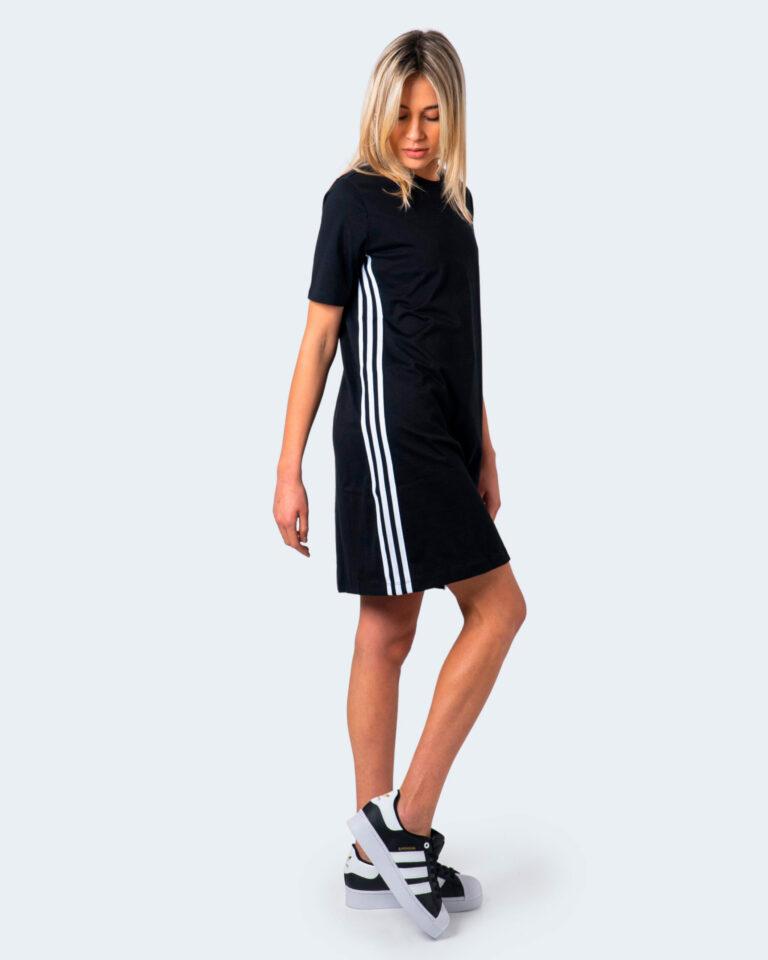 Vestito corto Adidas - Nero - Foto 3