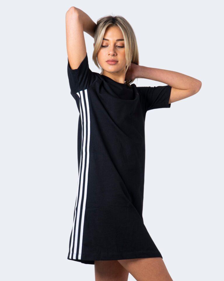 Vestito corto Adidas - Nero - Foto 4